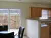 2BR Townhouse Kitchen/Dining
